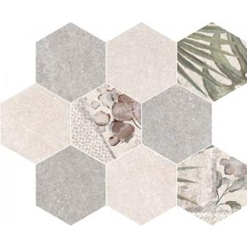 Epoca Mosaic Hexagon