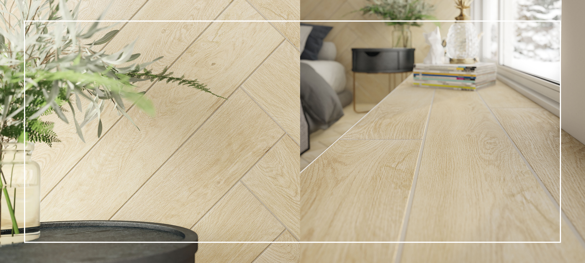Wood Planks 15x90