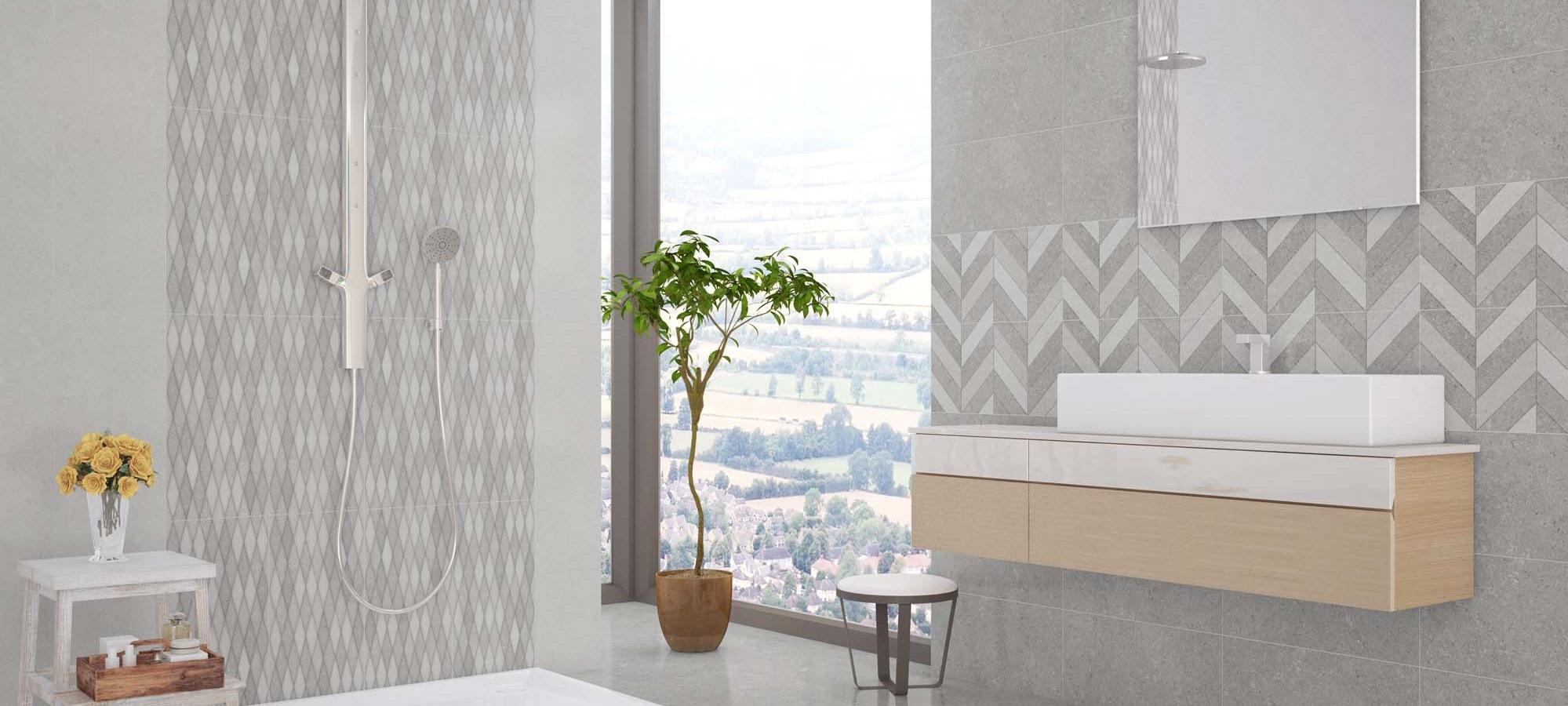 <span style='text-shadow: 0px 0px 8px black;'>Palazzo - decoruri atractive pentru băi moderne.</span>