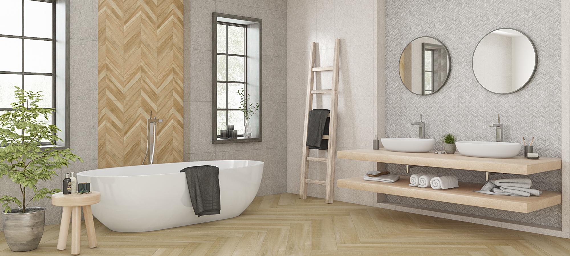 Mix&Match концепция в банята